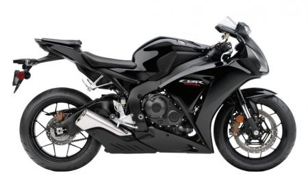 2013 Honda CBR1000RR ABS Black