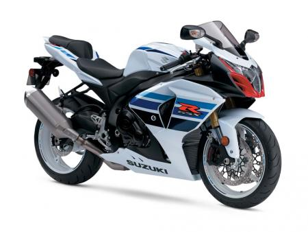 2013 Suzuki GSX-R1000 Commemorative Edition Front Right