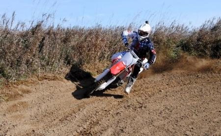 2013 Honda CRF450R Action 08