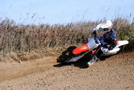 2013 Honda CRF450R Action 10
