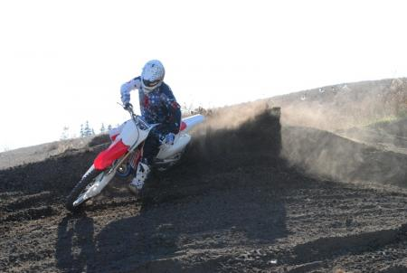 2013 Honda CRF450R Action 19