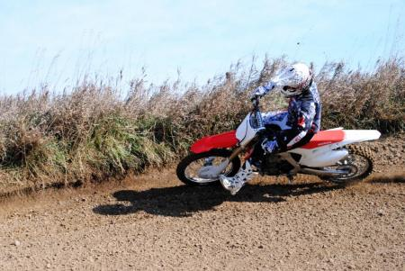 2013 Honda CRF450R Action 23