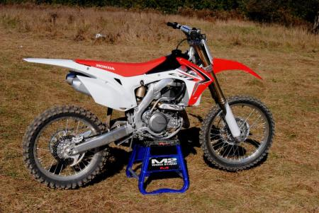 2013 Honda CRF450R Profile Right