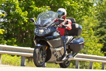 BMW K1600GTL in Ontario