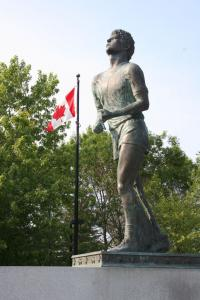 Terry Fox Monument Thunder-Bay