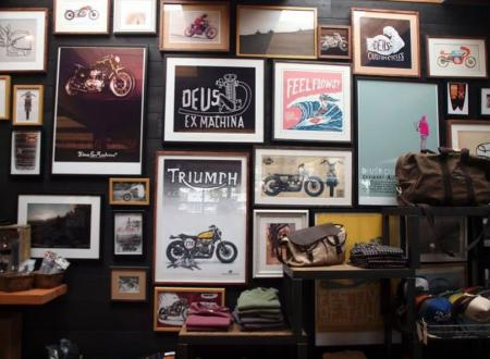 Vintage Photos at Deus ex Machina