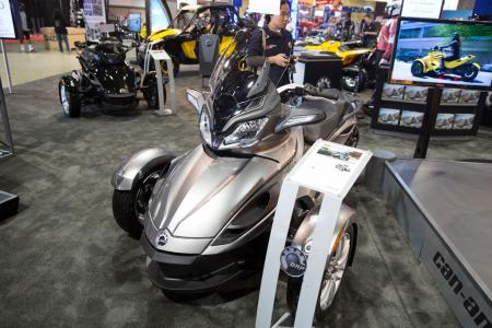 2012 Long Beach IMS Can-Am Spyder ST