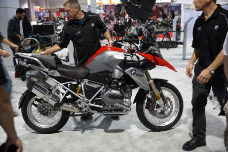2012 Long Beach IMS BMW R1200GS