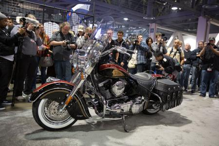 2012 Long Beach IMS Indian Chief