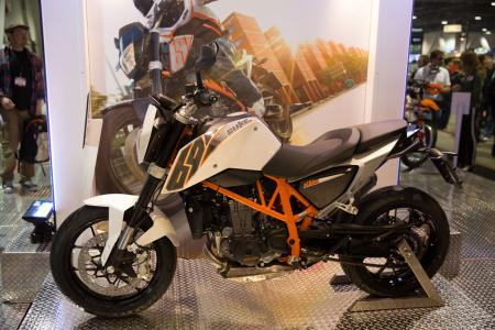 2012 Long Beach IMS KTM 690 Duke