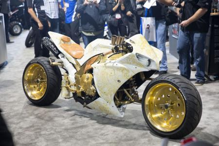 2012 Long Beach IMS Custom Yamaha R1