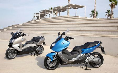 2013 BMW C650 GT and C600 Sport