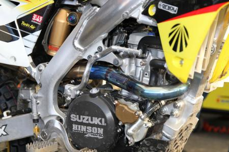 James Stewart Yoshimura Exhaust