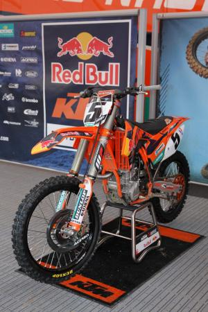 KTM Supercross Innovations