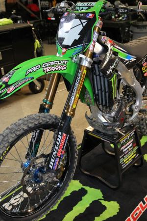 Monster Energy Pro Circuit Fork