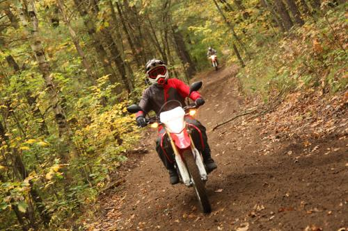 Ontario Motorcycle Trails