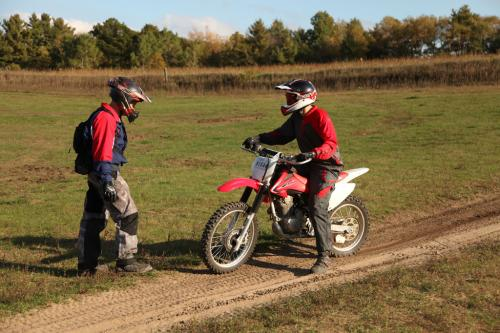 Steve Weykamp Off-Road Instruction