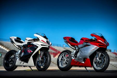 2013 MV Agusta F4 and F4 RR Group Track