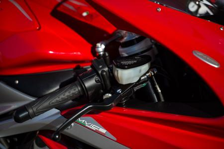 2013 MV Agusta F4 RR Throttle