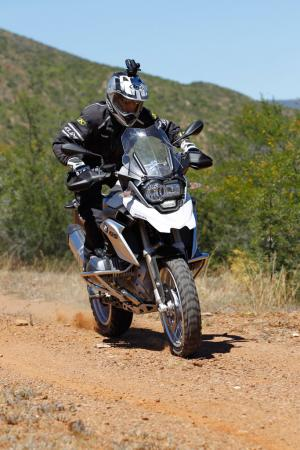 2013 BMW R1200GS Action Dirt Front