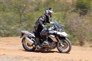 2013 BMW R1200GS Action Dirt Right Side
