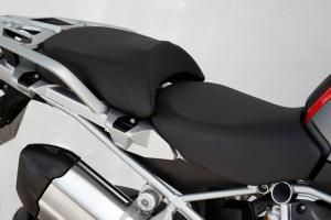 2013 BMW R1200GS Detail Seat
