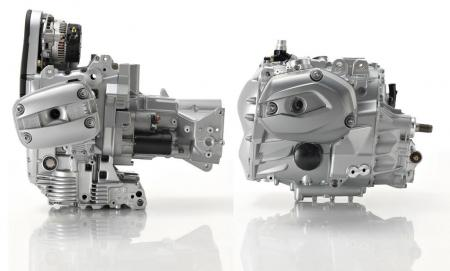 2013 BMW R1200GS Engine Old and New