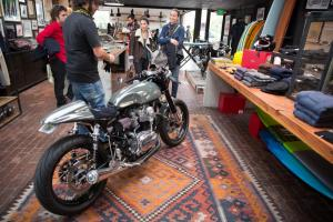 Deus ex Machina Custom Motorcycle