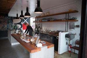Deus ex Machina Cafe