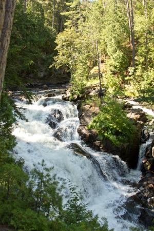 Bonfield Falls Near Mattawa