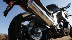 2013 Hyosung GT250R Chrome