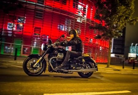 2013 Moto Guzzi California 1400 Custom Action Night