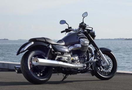 2013 Moto Guzzi California 1400 Custom Right Side