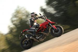 2013 Ducati Hypermotard Action Right