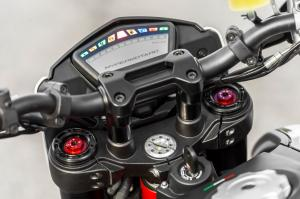 2013 Ducati Hypermotard Info Display