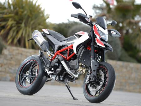 2013 Ducati Hypermotard Performance