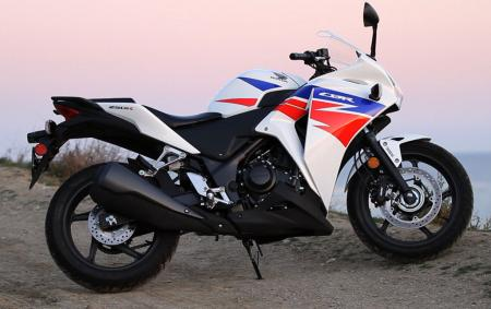 2013 Honda CBR250R Right Side
