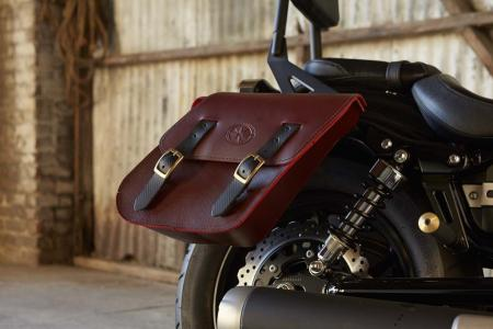 2014 Star Bolt Accessory Saddlebags
