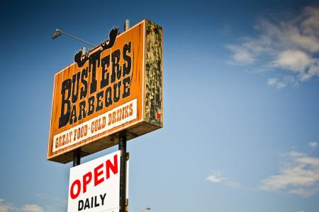 Busters BBQ Vermillion Bay