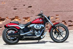 2013 Harley-Davidson Breakout Profile Right