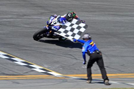 Daytona 200 Checkered Flag