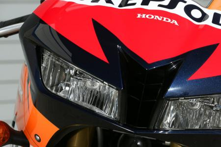 2013 Honda CBR600RR Headlights