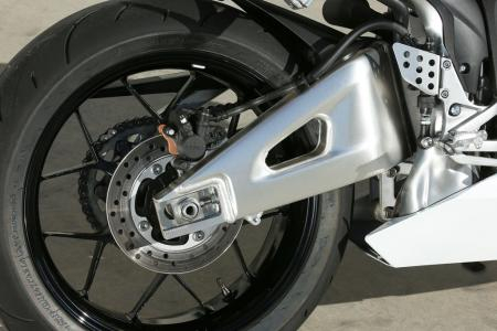 2013 Honda CBR600RR Rear Wheel
