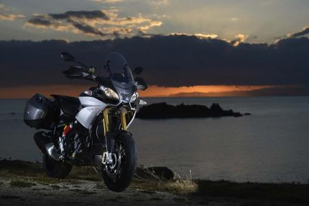 2013 Aprilia Caponord 1200 Beauty