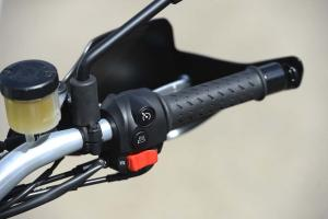 2013 Aprilia Caponord 1200 Right Handlebar
