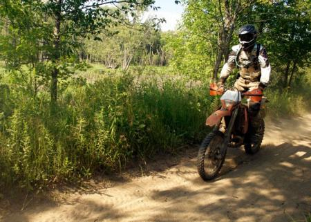 Sandy Motorcycle Trail