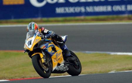 Troy Corser Action