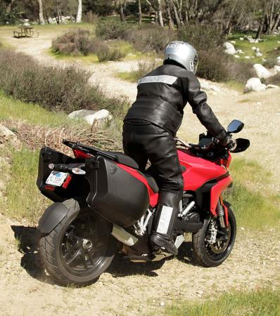 Ducati Multistrada 1200 S Touring Off-Road