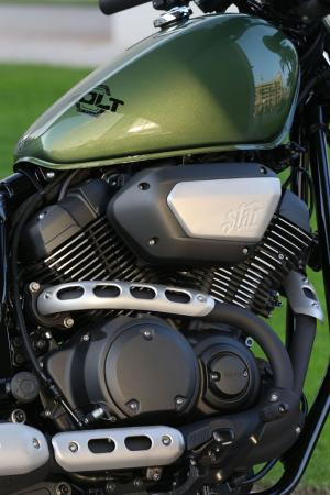 2014 Star Motorcycles Bolt Tank