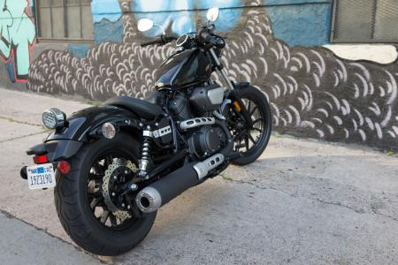2014 Star Motorcycles Bolt BJN55472